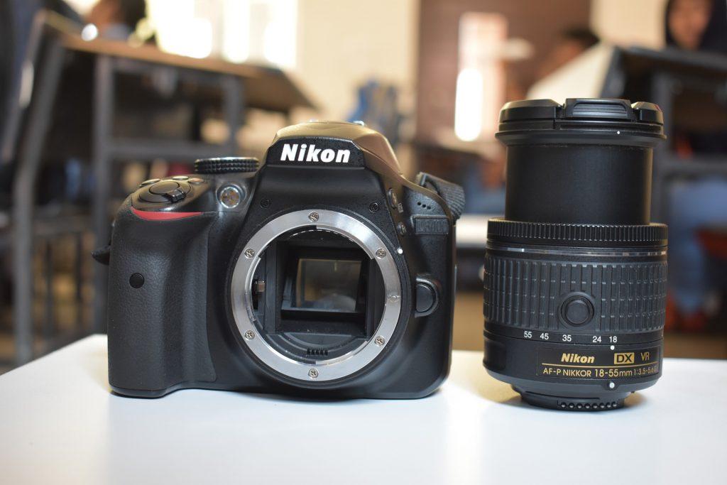 Nikon D3400 Picture